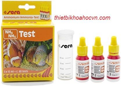 kiểm tra pH trong nước