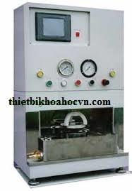 máy đo độ thấm nước bao bì