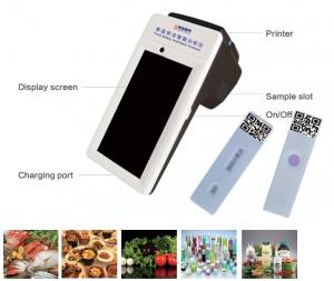 máy kiểm tra an toàn thực phẩm